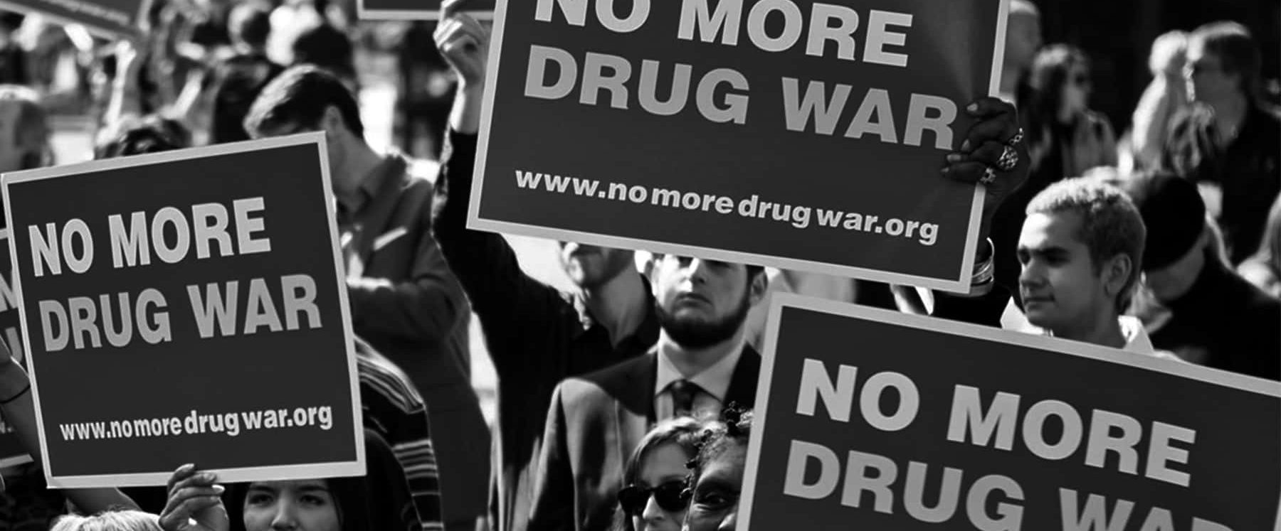 When Will We Realize The War on Drugs Doesn't Work?